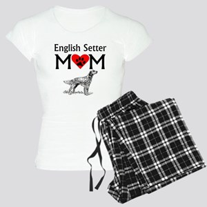 English Setter Mom Pajamas