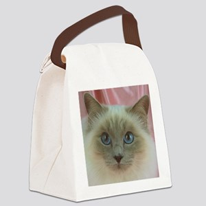 Siamese Cat gifts Canvas Lunch Bag