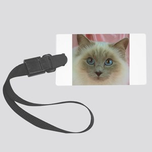 Siamese Cat gifts Luggage Tag