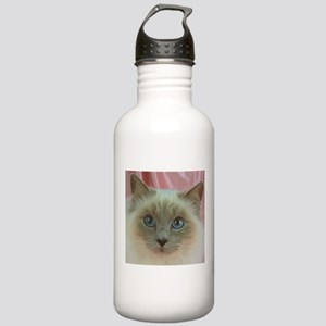 Siamese Cat gifts Water Bottle