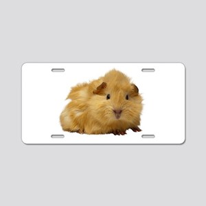 Guinea Pig gifts Aluminum License Plate