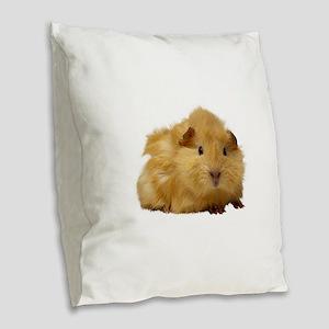 Guinea Pig gifts Burlap Throw Pillow