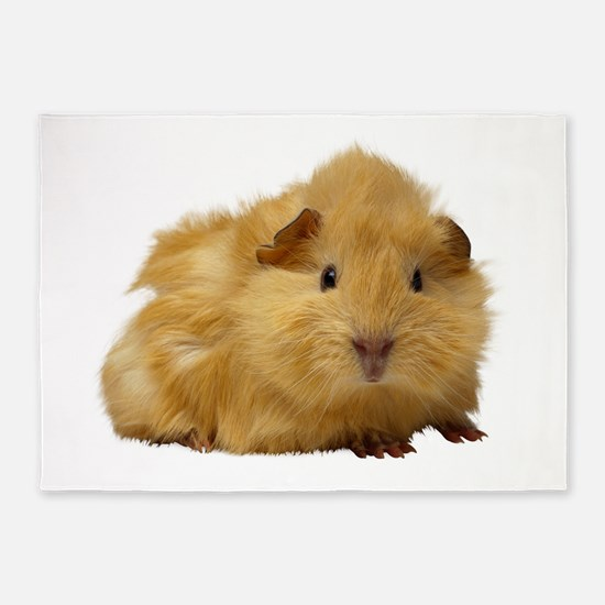 Guinea Pig gifts 5'x7'Area Rug