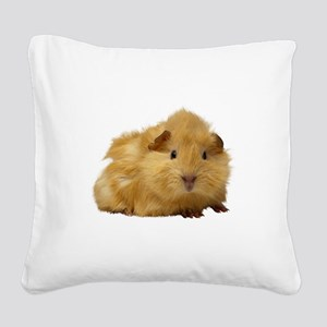Guinea Pig gifts Square Canvas Pillow