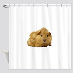 Guinea Pig gifts Shower Curtain