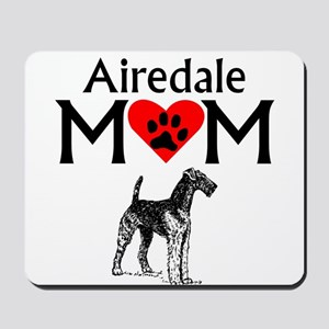 Airedale Mom Mousepad