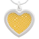 Gold Mosaics Necklaces