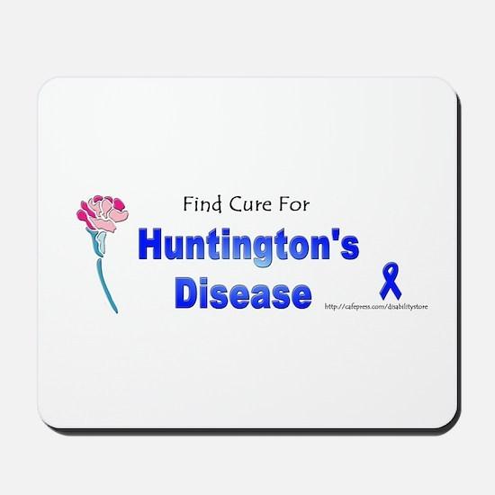 Huntington Cure Mousepad