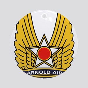 AAS Logo Ornament (Round)