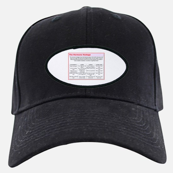 The Hormone Hostage Baseball Hat