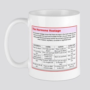 The Hormone Hostage Mug