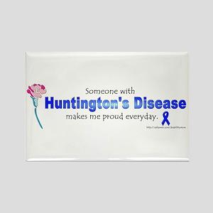 Huntington Pride Rectangle Magnet