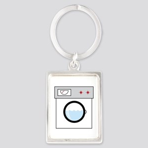 Washing machine Keychains