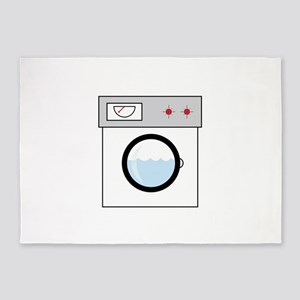 Washing machine 5'x7'Area Rug