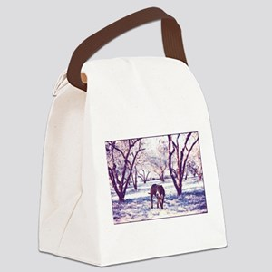 Old Soul Canvas Lunch Bag