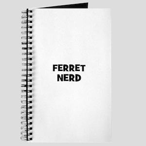 ferret nerd Journal