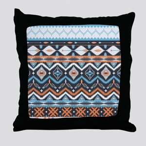 Native Pattern Throw Pillow
