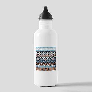 Native Pattern Water Bottle