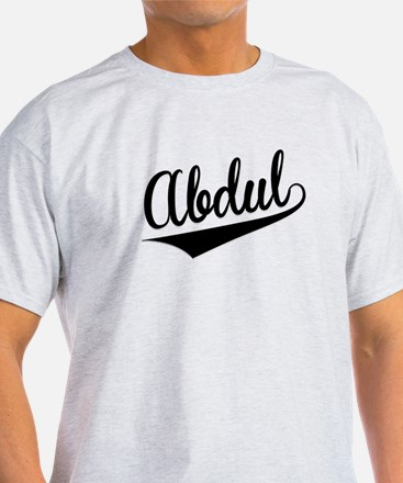 Abdul, Retro, T-Shirt