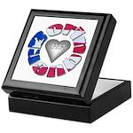 Borinquen Caja - Stylish Treasure Box