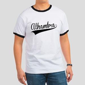 Alhambra, Retro, T-Shirt