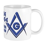 The modern Blue Lodge Master Mason Mug