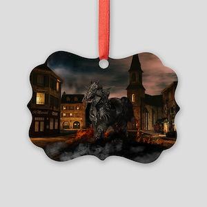 Dark Horse Ornament