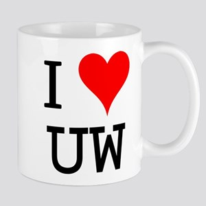 I Love UW Mug