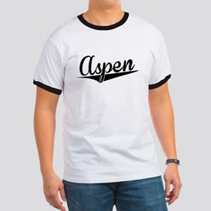 Aspen, Retro, T-Shirt
