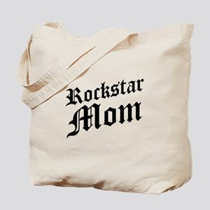 Rockstar Mom Tote Bag