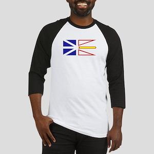 Newfoundland and Labrador Baseball Jersey