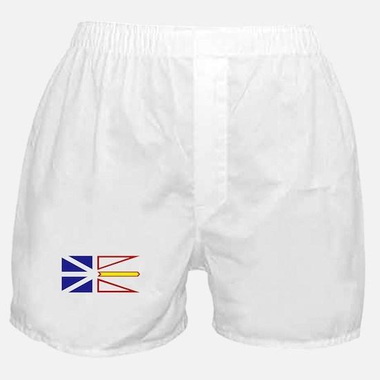 Newfoundland and Labrador Boxer Shorts