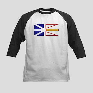Newfoundland and Labrador Kids Baseball Jersey