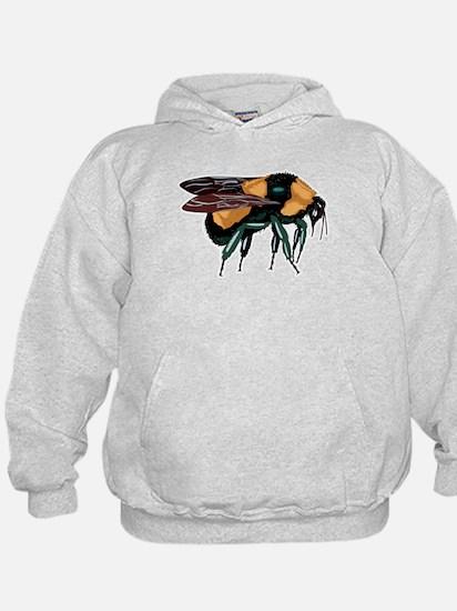 Brave Bumblebee Hoody