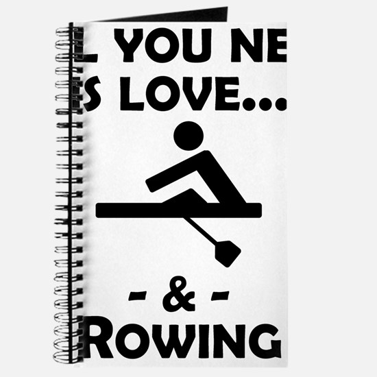 Love And Rowing Journal