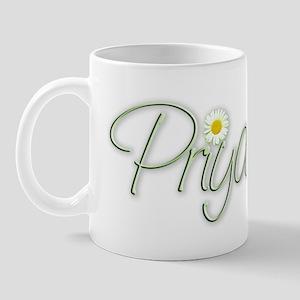 Priya's Daisy Mug