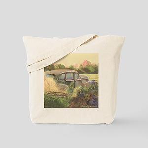 Old Hudson Tote Bag