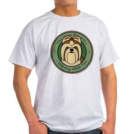 Love My Shih Tzu Light T-Shirt