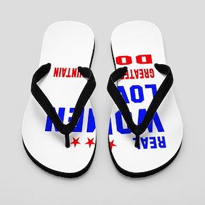 Real Women Love Greater Swiss Mountain Flip Flops