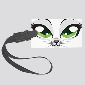 Meow Large Luggage Tag