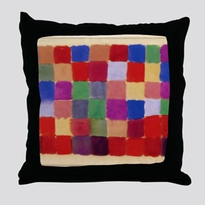 Klee - Harmony of Southern Flora Throw Pillow