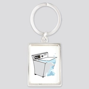 washing machines Keychains