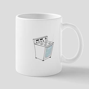 Stove Mugs