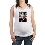 The Great President Ronald Reagan Maternity Tank T