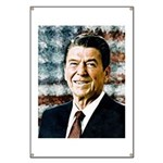 The Great President Ronald Reagan Banner