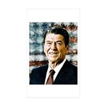 The Great President Ronald Reagan Sticker