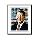 The Great President Ronald Reagan Framed Panel Pri
