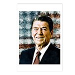The Great President Ronald Reagan Postcards (Packa