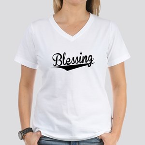 Blessing, Retro, T-Shirt