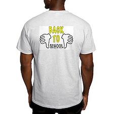Two Thumbs Down School Light T-Shirt